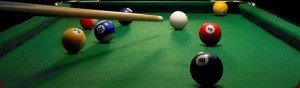 8 Ball Pool at Walkabout Sports Bar