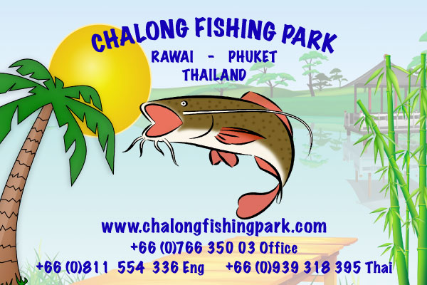 Walkabout Sports Bar supports Chalong Fishing Park